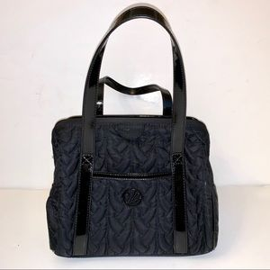 Like New!  Vera Bradley Handbag in Classic Black